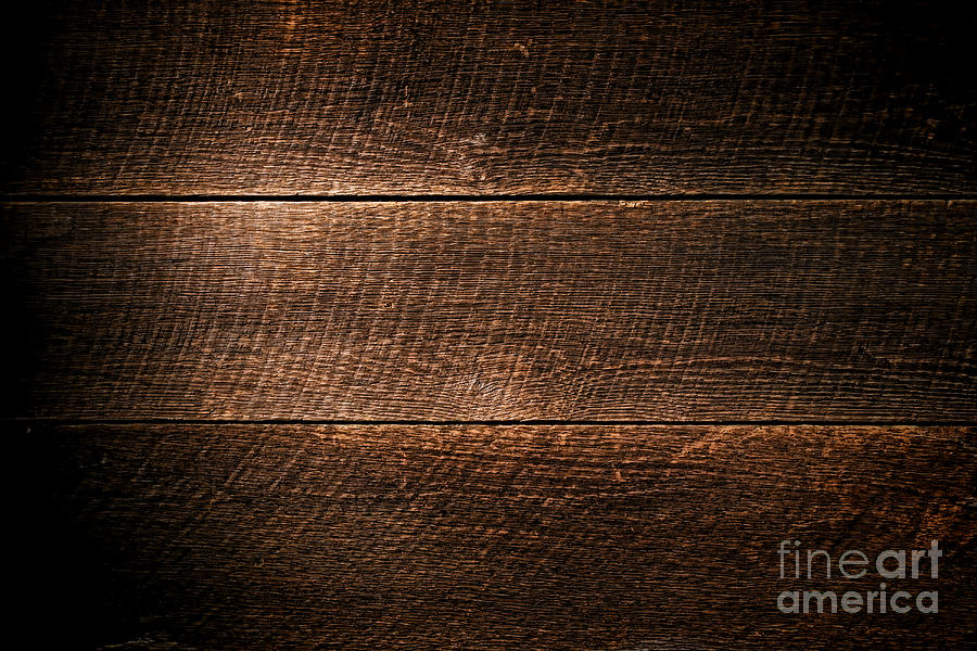 Saw Marks On Wood Photograph