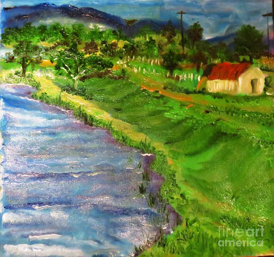 Scenic Beauty Painting