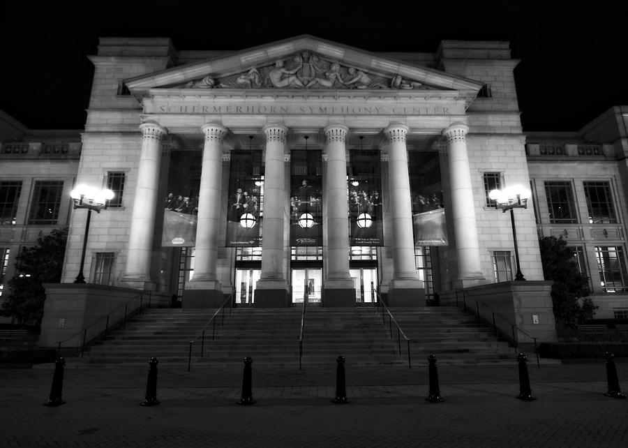 Schermerhorn Symphony Center In Nashville Photograph - Schermerhorn Symphony Center In Nashville by Dan Sproul