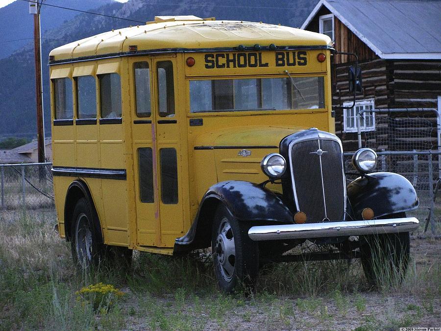 School Days Photograph