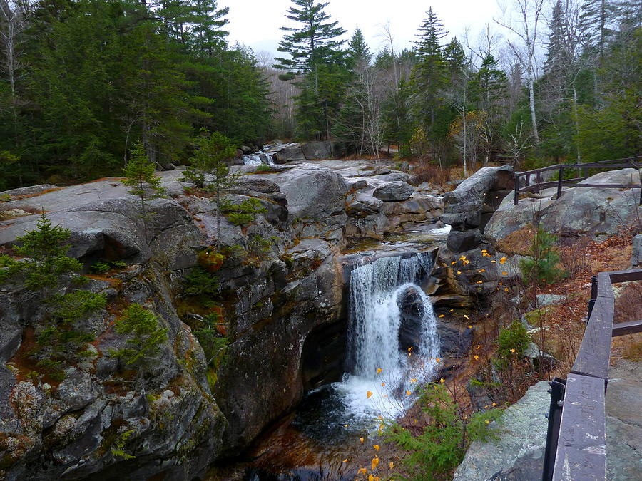 Screw Auger Falls Photograph