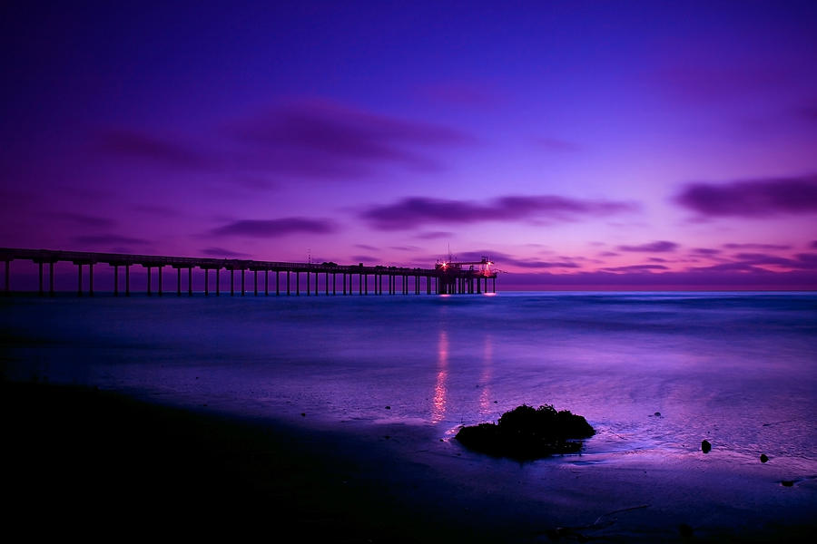Scripps Twilight Photograph