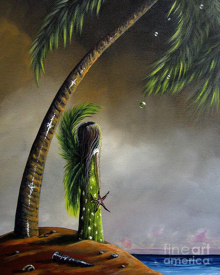 Sea Fairy II By Shawna Erback Painting