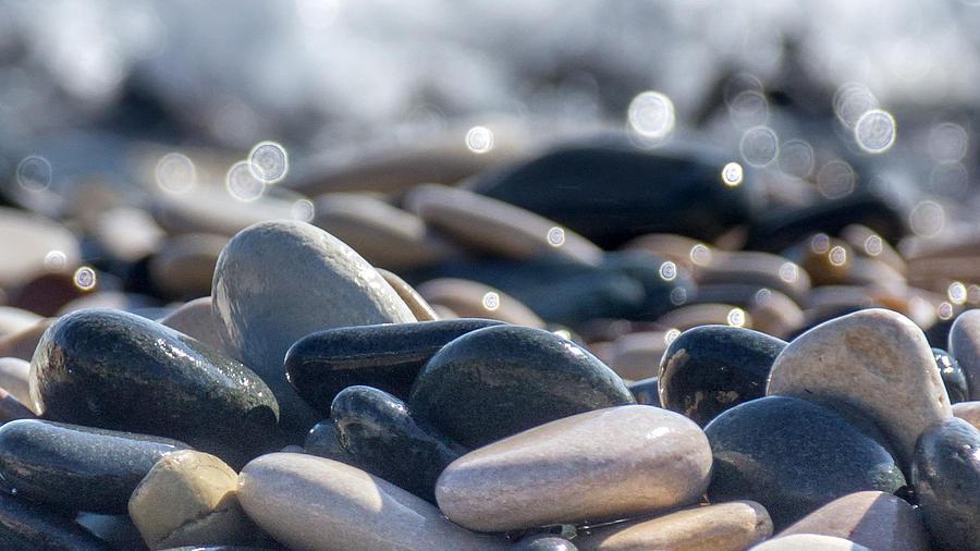 Sea Stones  Photograph