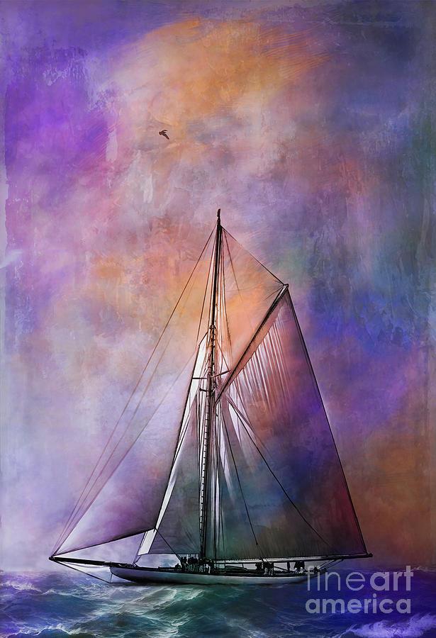 Sea Stories. II Painting