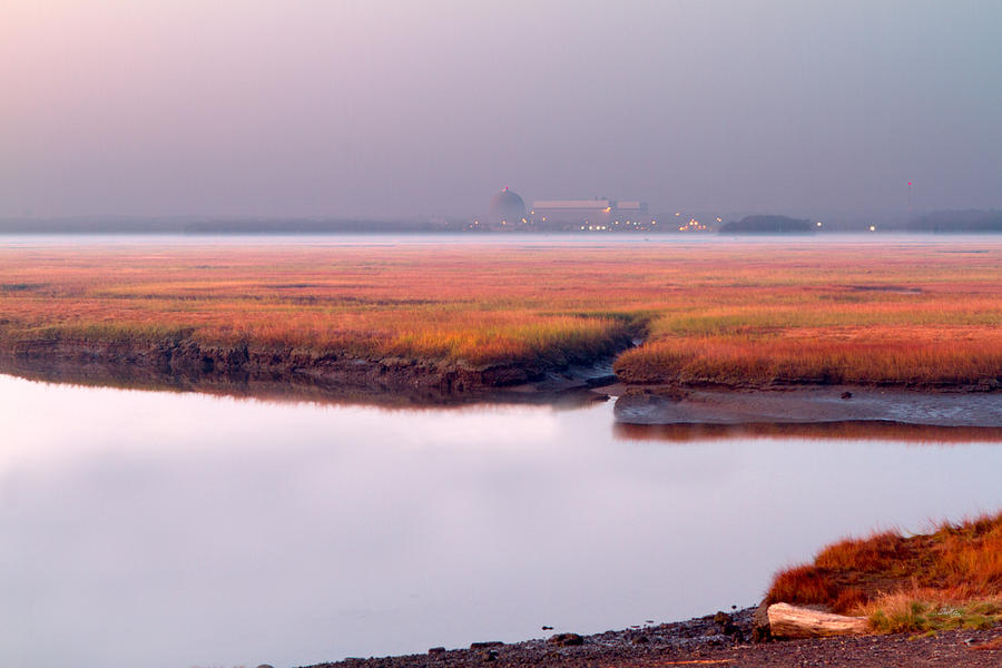 Seabrook Glows Photograph