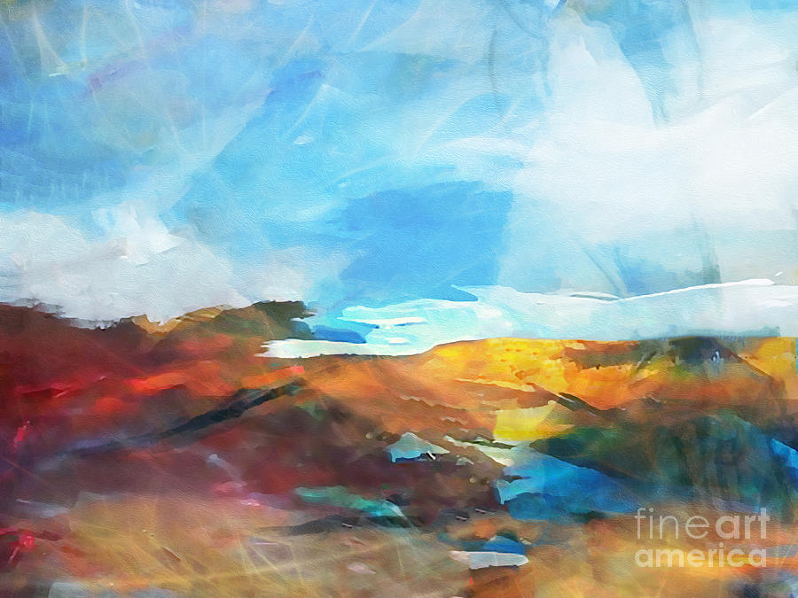 Seascape 4 Digital Art