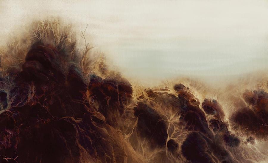 Seascape Dream  Painting