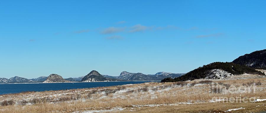 Seascape - Panorama Photograph