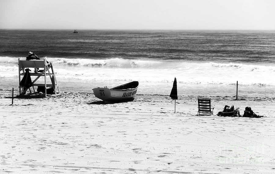 Seaside Beach Days Photograph