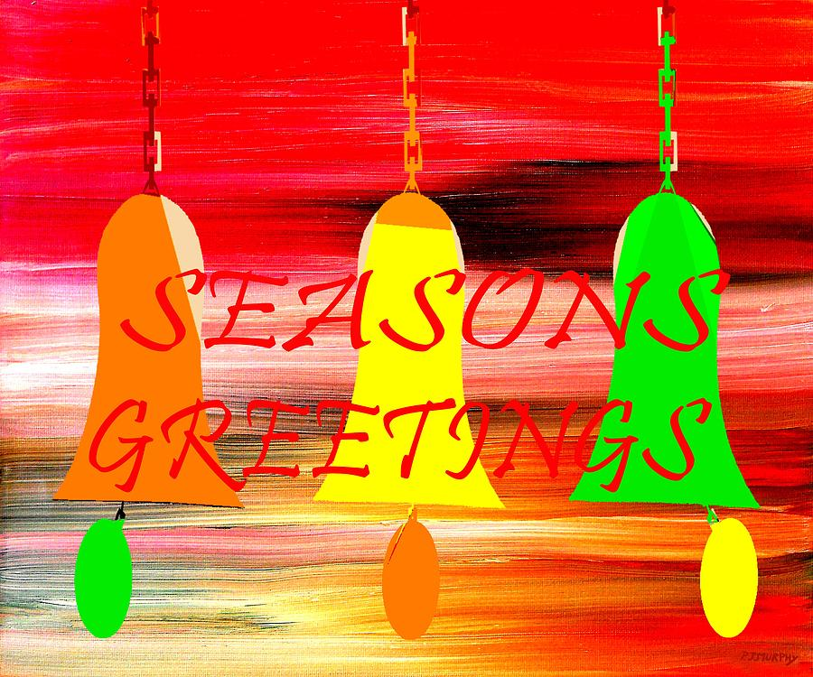 Seasons Greetings 15 Painting