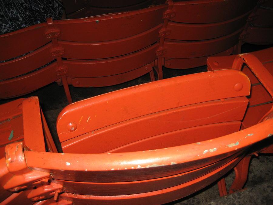 Seats - Nationals Park - 01132 Photograph