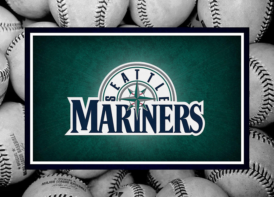 Seattle Mariners Photograph  - Seattle Mariners Fine Art Print