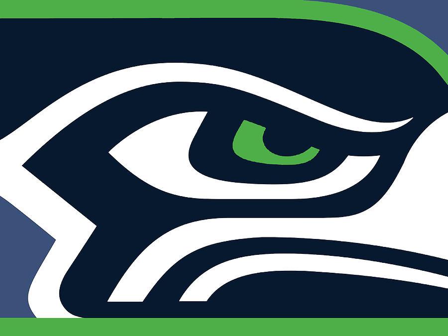 Seattle Seahawks Painting