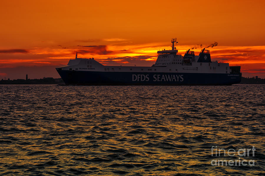 Seaways Photograph  - Seaways Fine Art Print