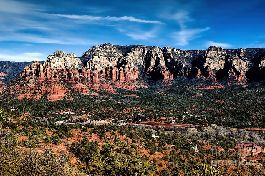Sedona Morning Photograph  - Sedona Morning Fine Art Print