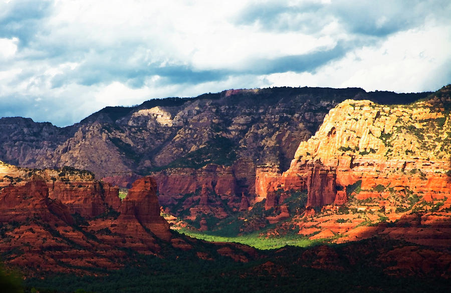 Sedona Valley  Photograph