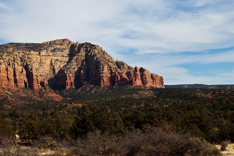 Sedona View Photograph  - Sedona View Fine Art Print