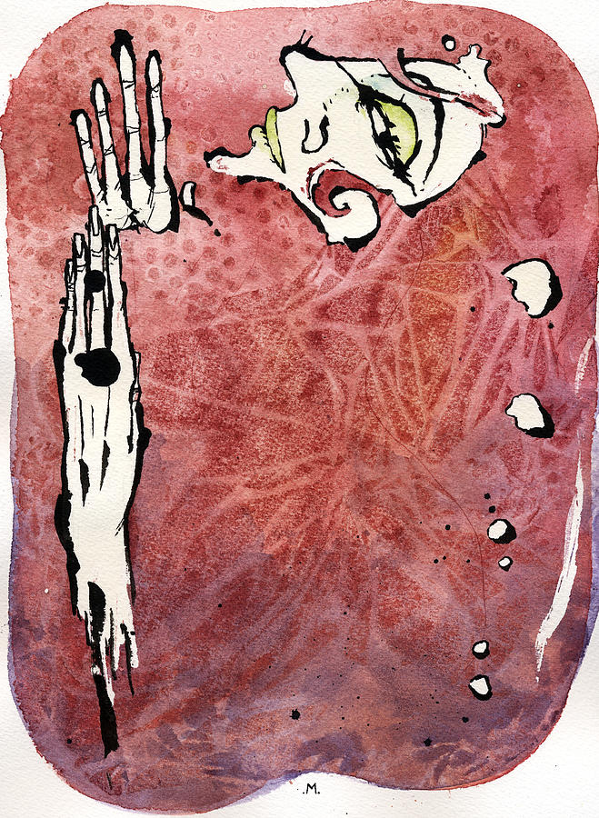 Seduction Seven Painting
