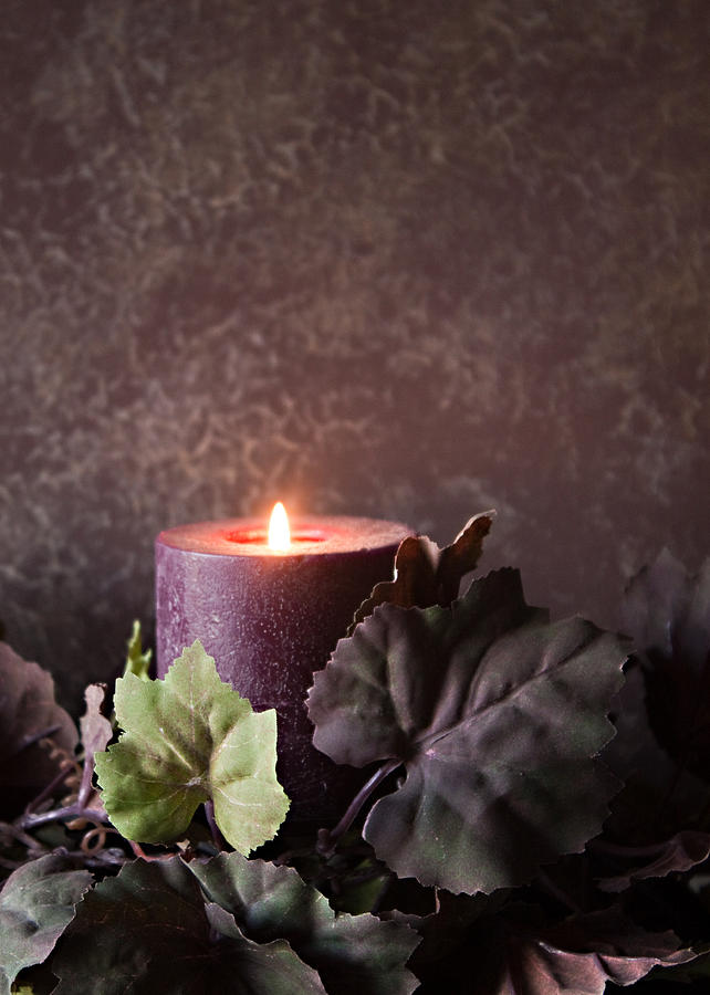 Seeing Tuscan By Candlelight Photograph