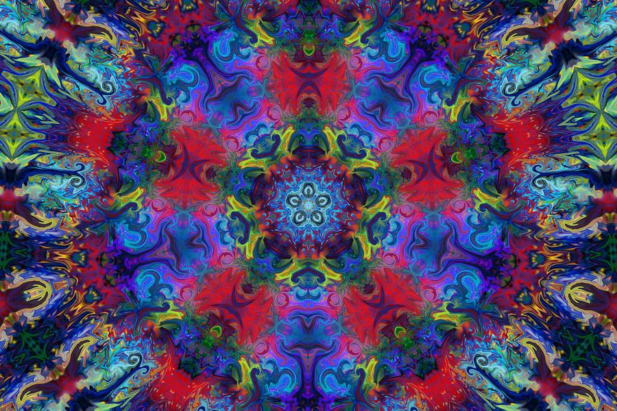 Seeking The Source Digital Art