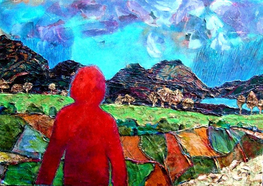 Self Portrait Mixed Media