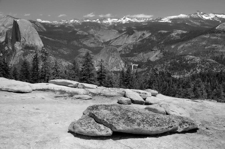 Sentinel Dome Photograph