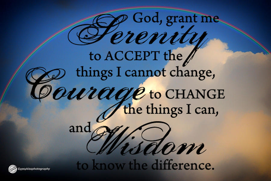 Serenity Prayer By Todd And Candice Dailey