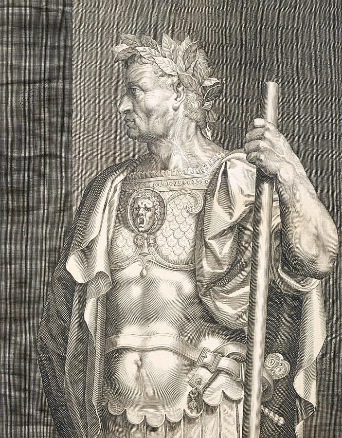 Sergius Galba Emperor Of Rome  Painting