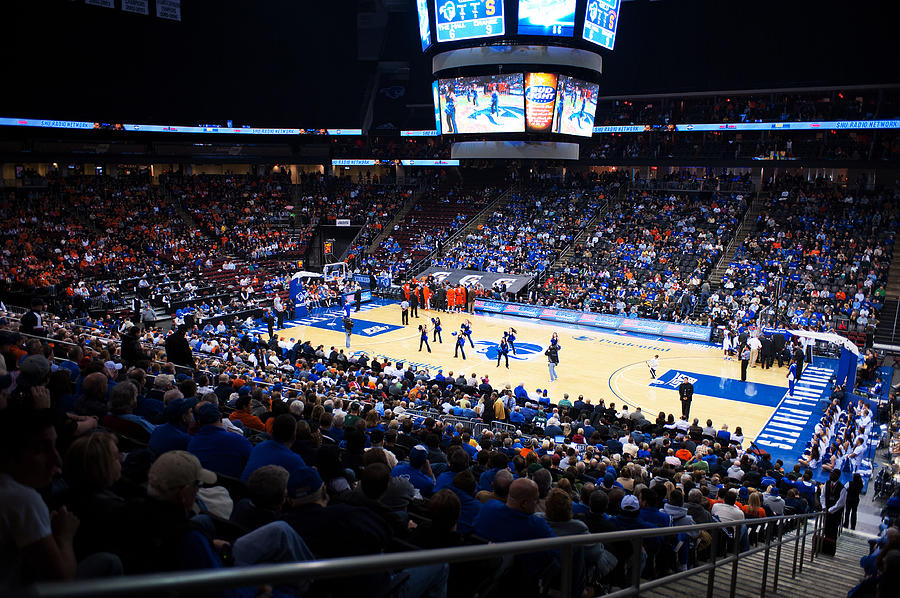Seton Hall Pirates Prudential Center Photograph  - Seton Hall Pirates Prudential Center Fine Art Print