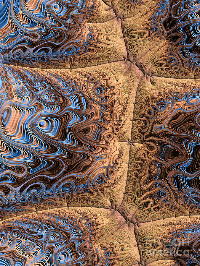 Sewn  Digital Art