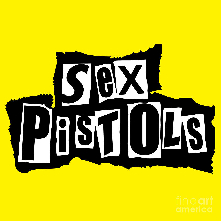 Sex Pistols Digital Art  - Sex Pistols Fine Art Print