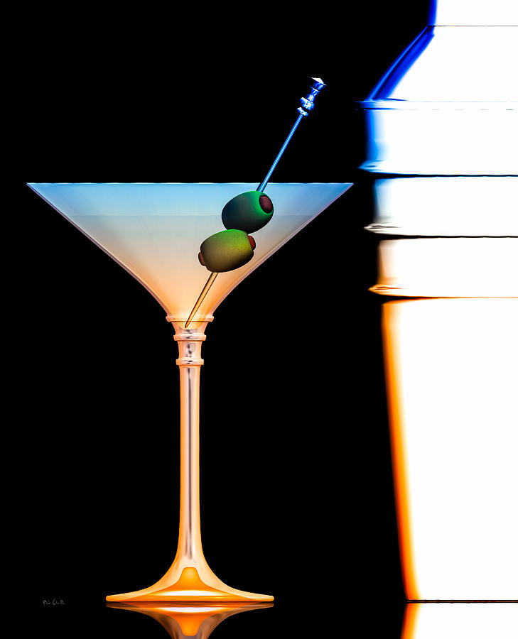 Shaken Not Stirred Photograph  - Shaken Not Stirred Fine Art Print