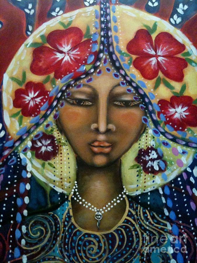 Shekinah Rising  Painting
