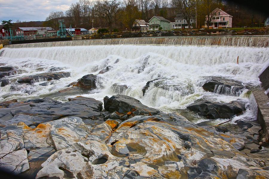Shelburnes Falls Photograph