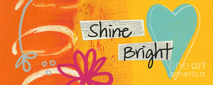 Shine Bright Painting
