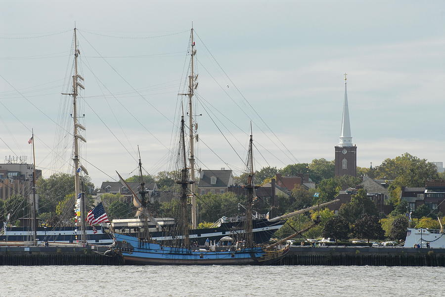 Ship 36 Photograph