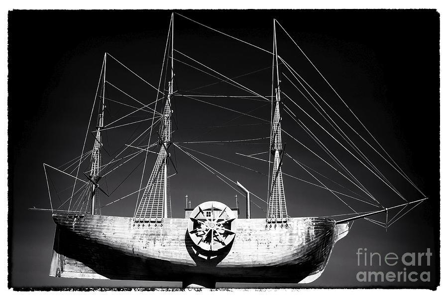 Ship Photograph - Ship by John Rizzuto