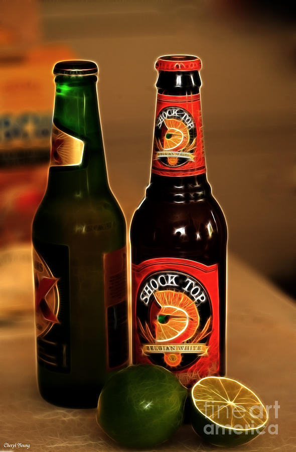Shock Top Photograph  - Shock Top Fine Art Print