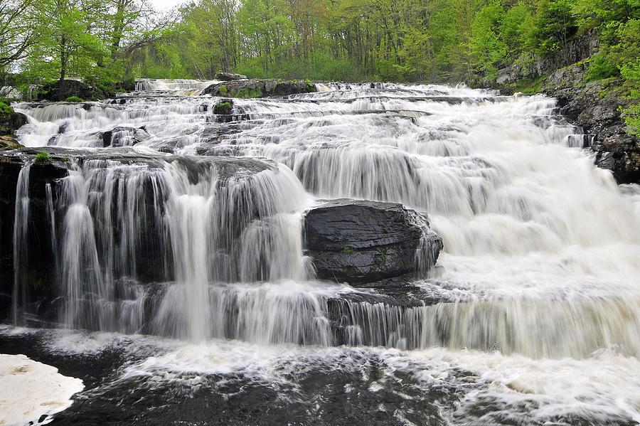 Shohola Falls Photograph