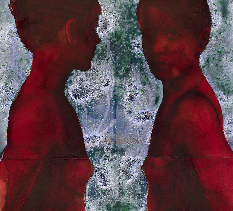 Shoreline Painting - Shoreline by Graham Dean