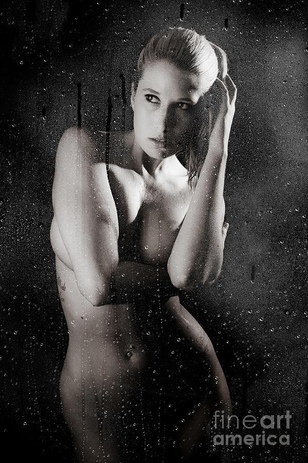 Shower B Photograph