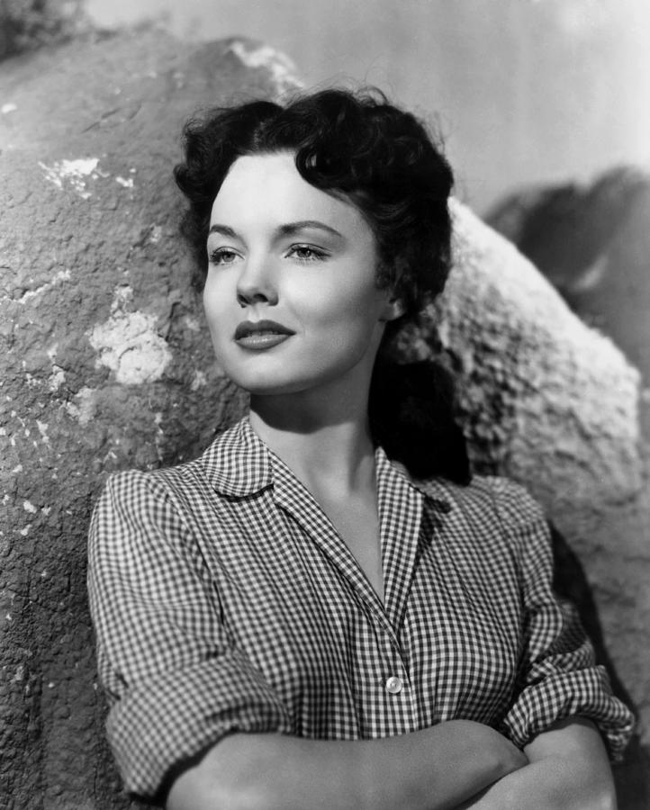 Sierra Wanda Hendrix 1950 Photograph By Everett