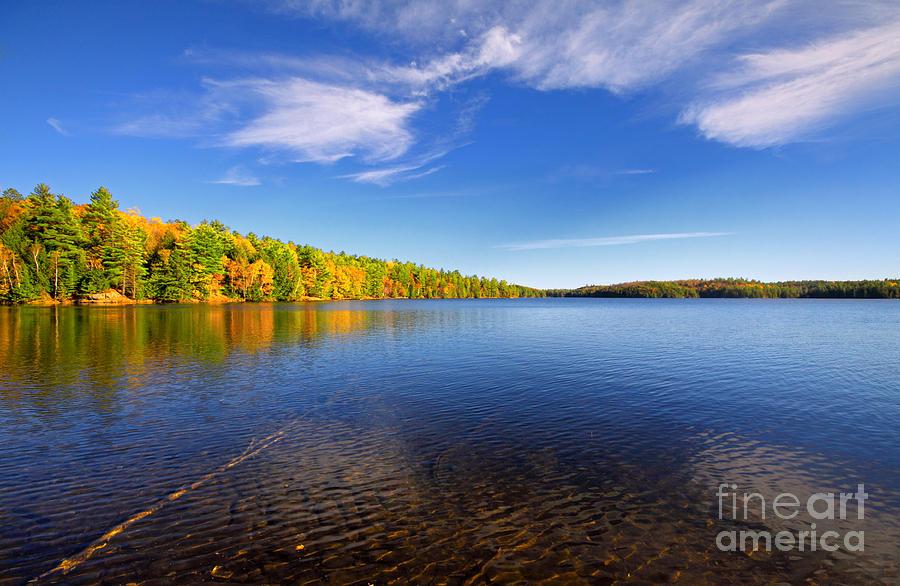 Silent Lake 4 Photograph