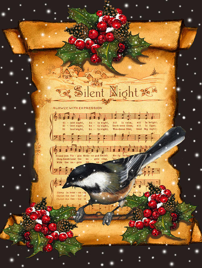 http://images.fineartamerica.com/images-medium-large-5/silent-night-christmas-greeting-card-with-bird-joyce-geleynse.jpg