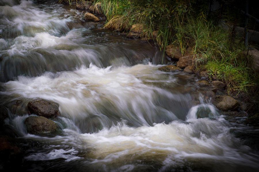 Silky Falls Photograph