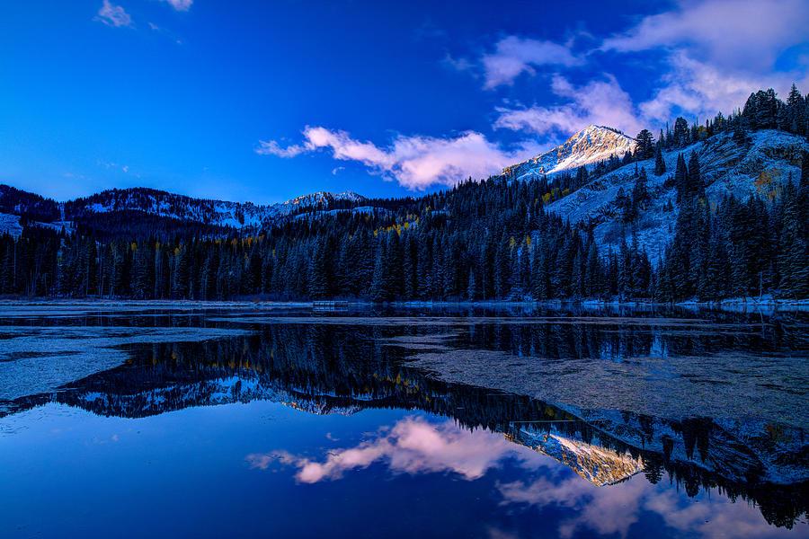 Silver Lake Photograph