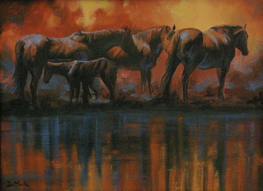 Simmerdim Painting