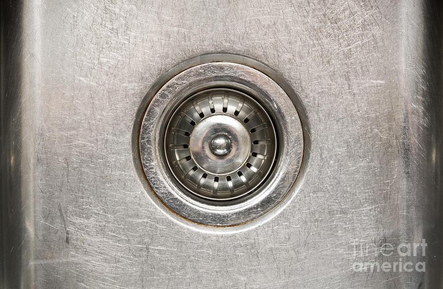 Sink Plug Photograph