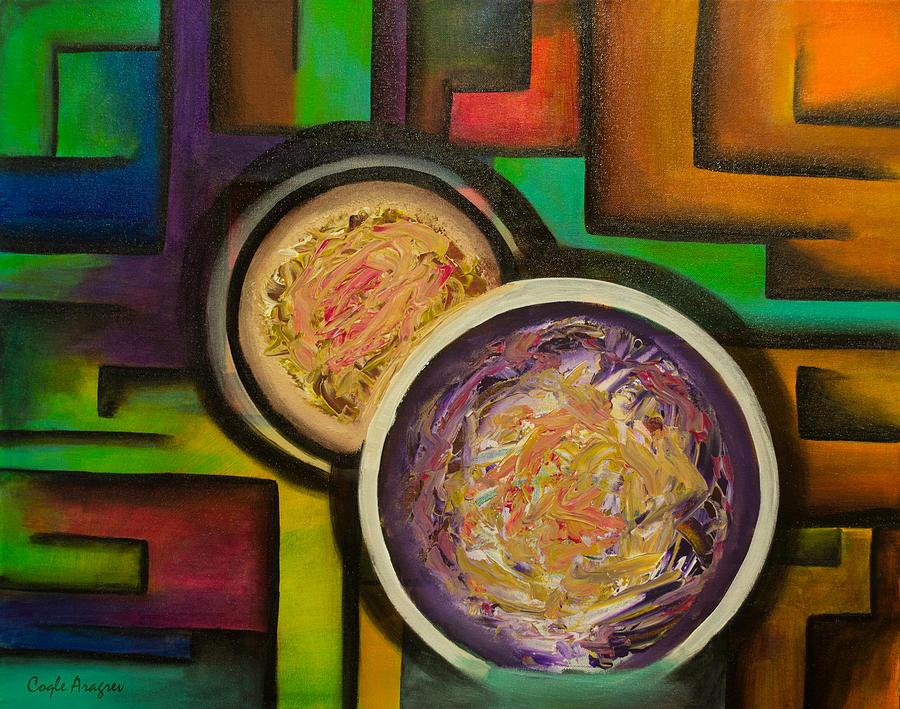 Sinous Painting